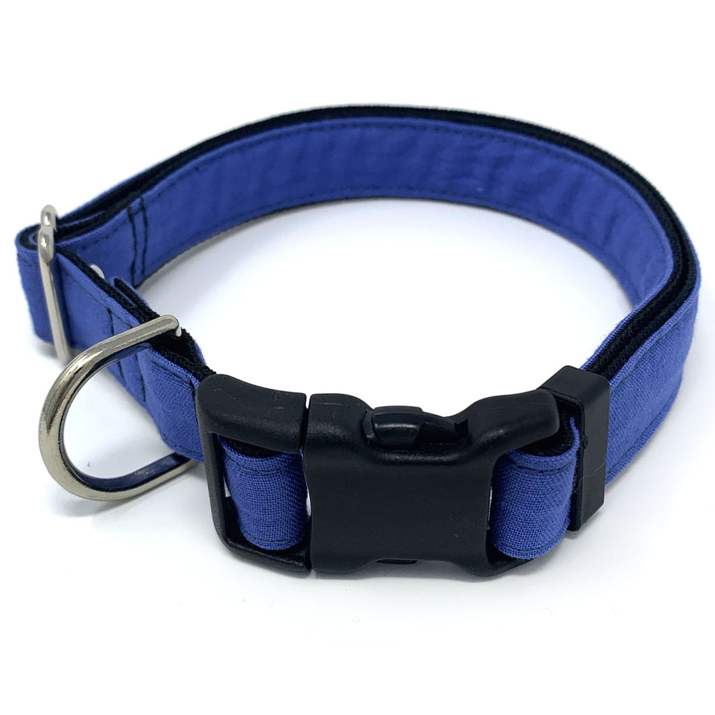 Blue Dog Collar