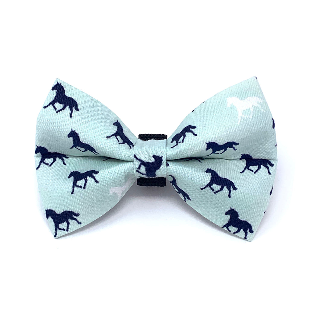 Horse Dog Bow Tie