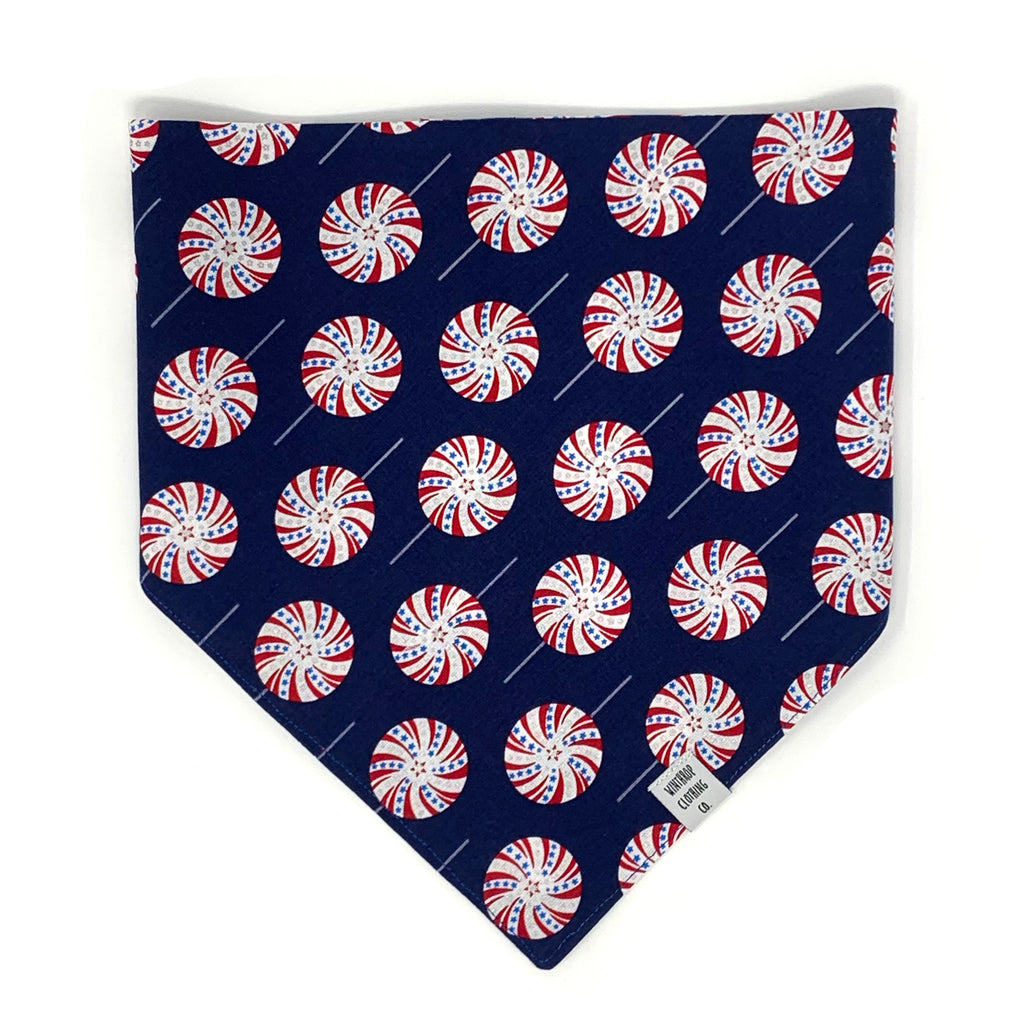 Lollipop Dog Bandana