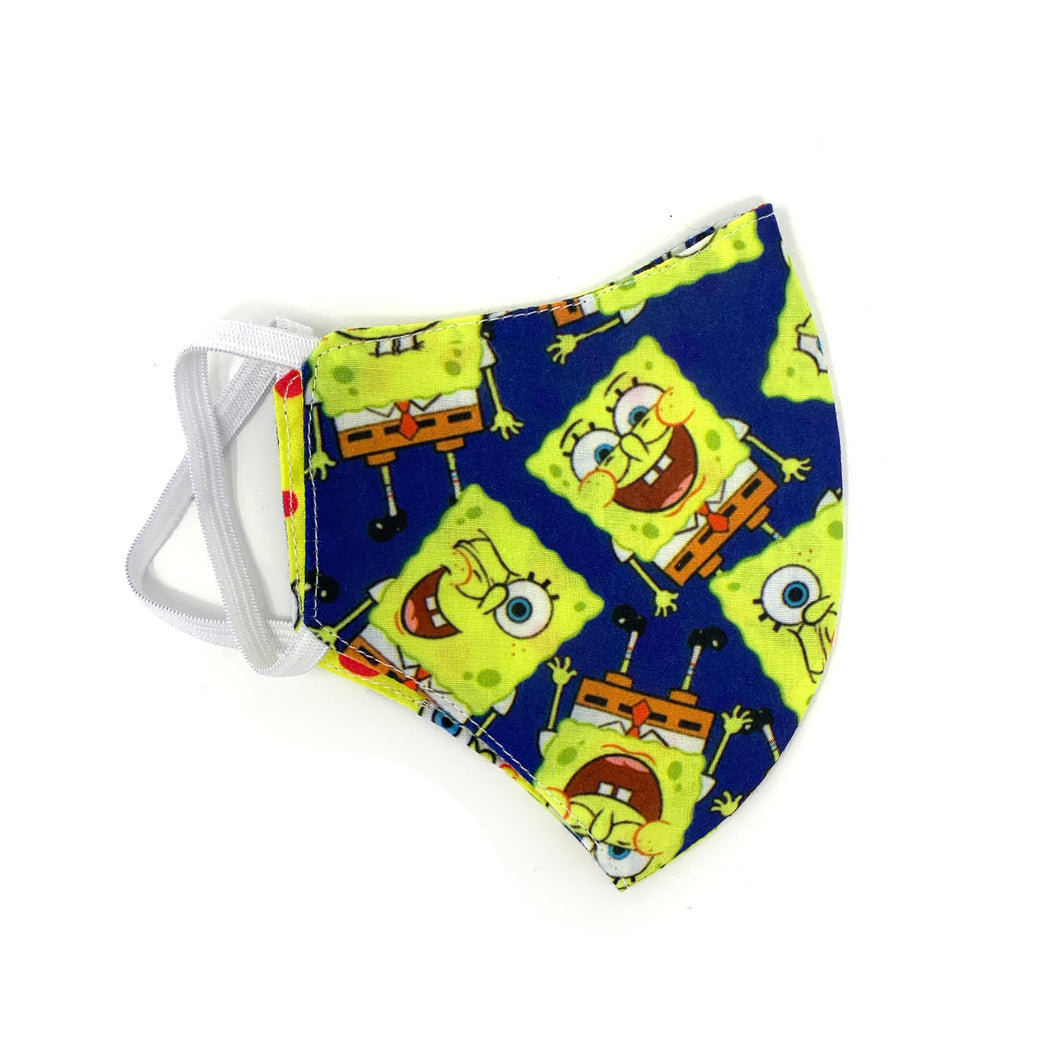 SpongeBob Child Face Mask