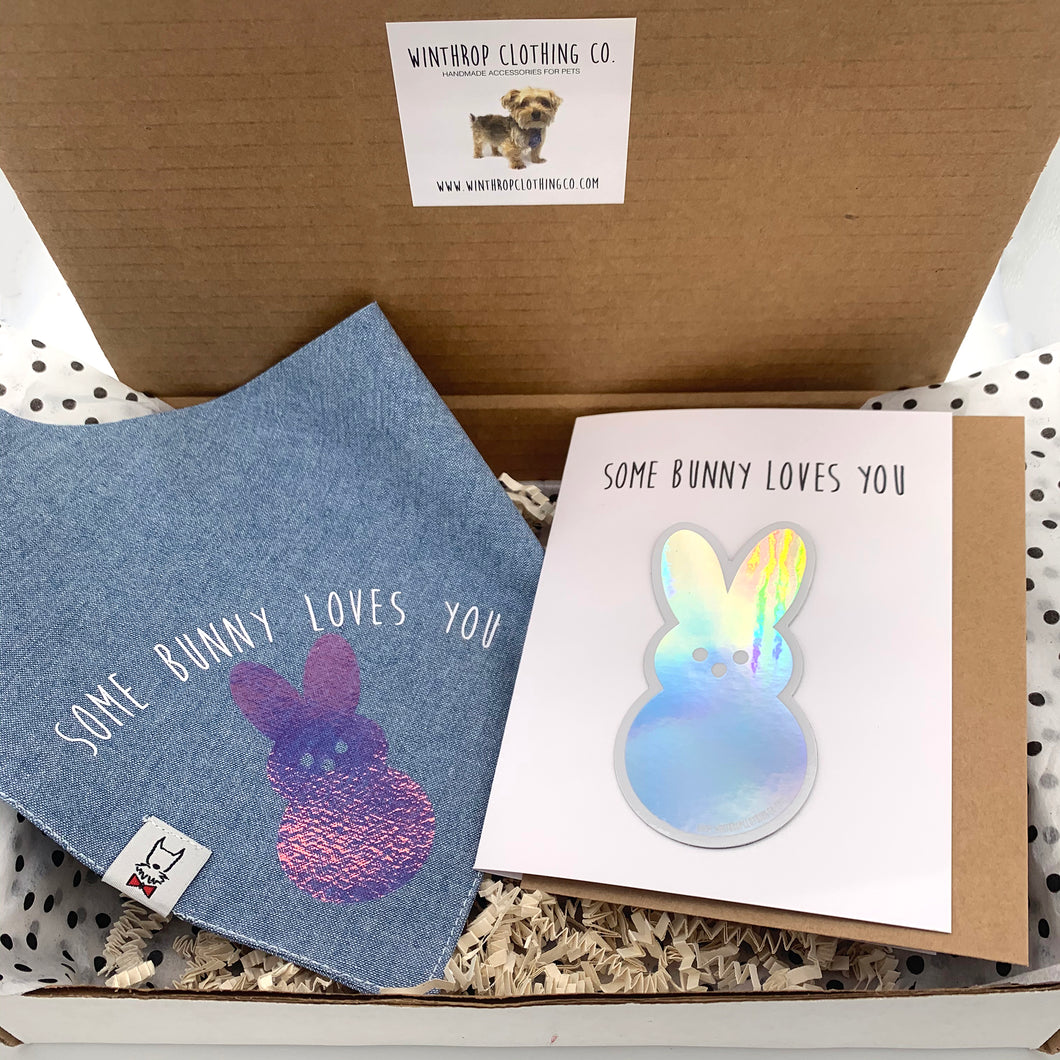 Some Bunny Loves You Gift Box