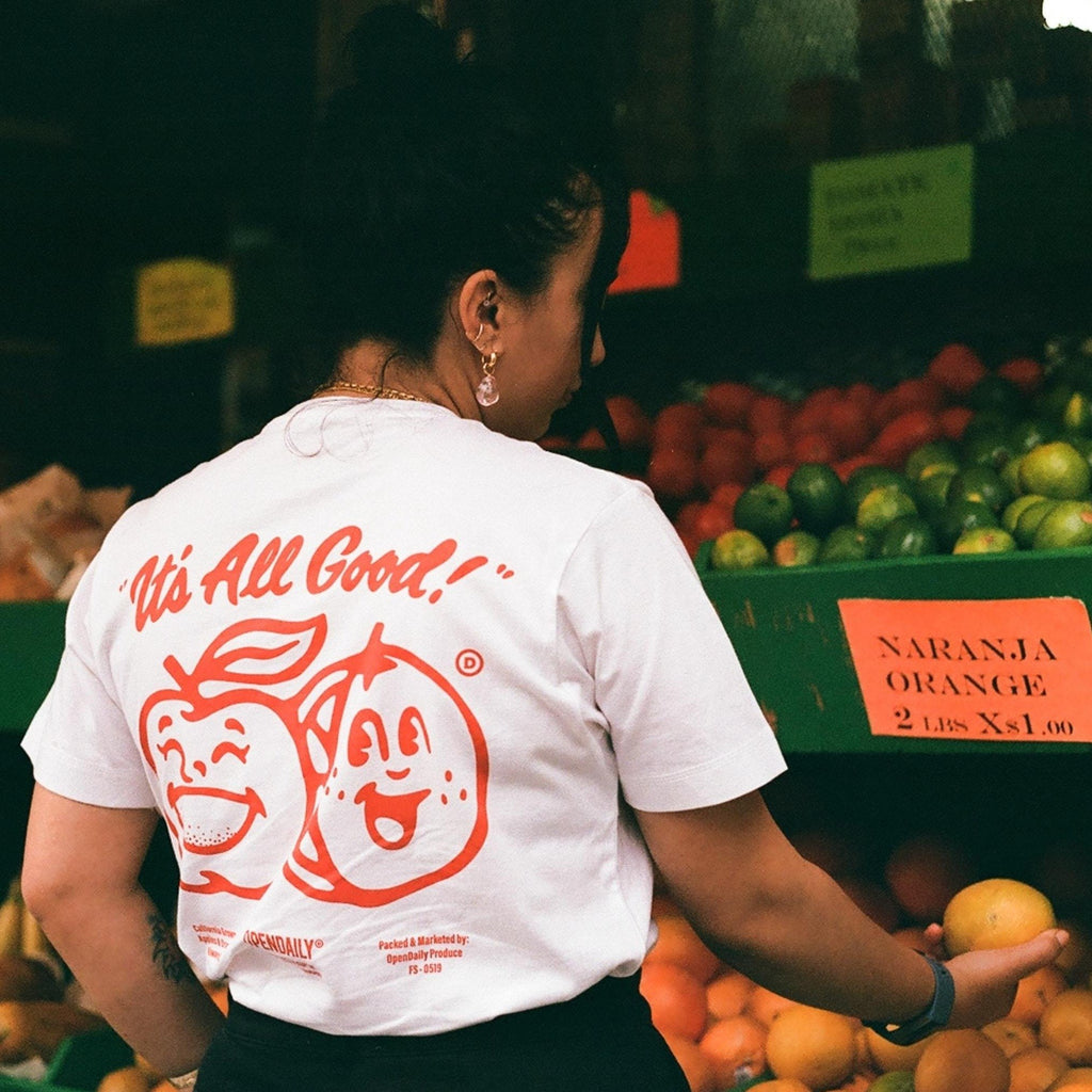 It's All Good - Fruit Stickers