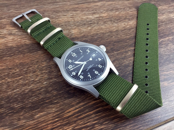 NATO Watch Strap: Everything You Need to Know Before Buying