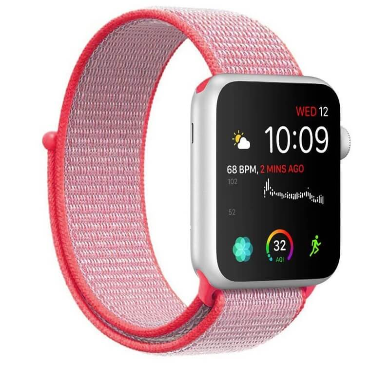 Nylon Watch Strap for Apple Watch