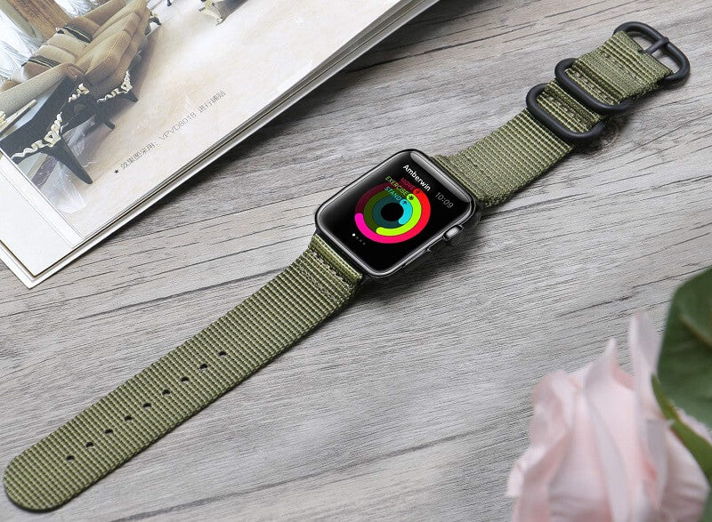 Nato Watch Straps for Apple Watch