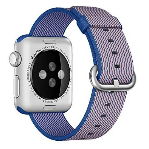 Woven Nylon Watch Straps for Apple Watch