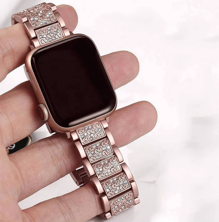 Stainless Steel Metal Bracelets for Apple Watch