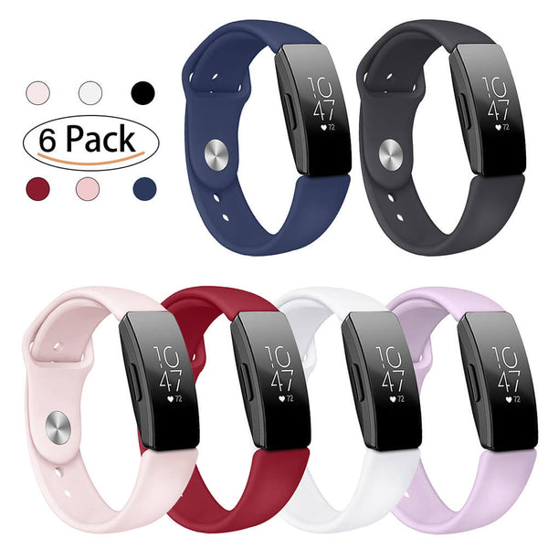 Waterproof Band Replacement for Fitbit Inspire & Inspire HR - BandGet