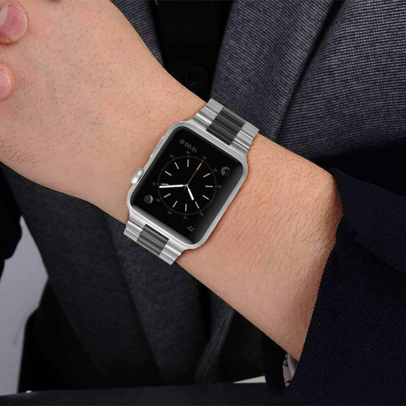 Stainless Steel Wristband for Apple Watch 5/4/3/2/1 - BandGet