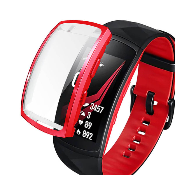 All-Around Protector Screen Cover for Samsung Gear Fit2 Pro