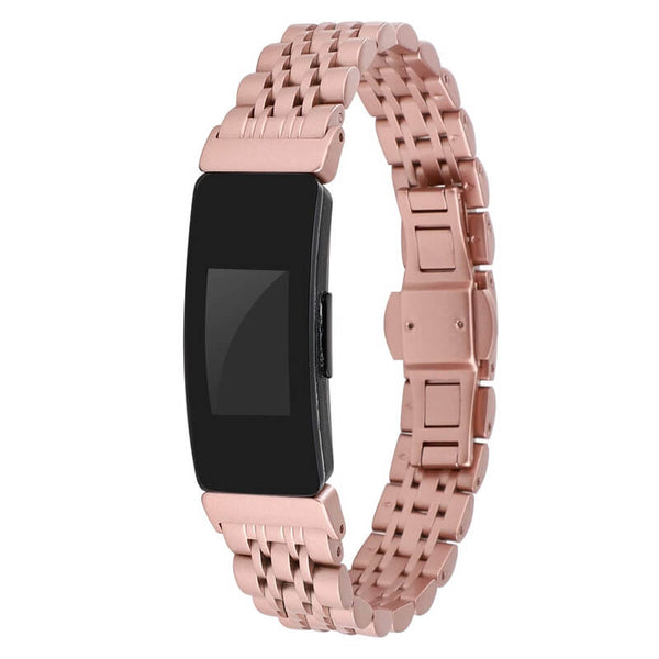 Stainless Steel Metal Bracelets for Fitbit Inspire & Inspire HR - BandGet