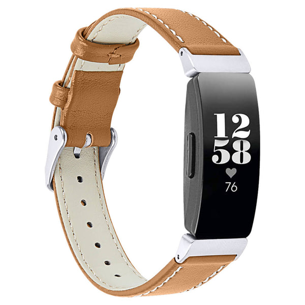 Leather Slim Bands Replacement for Fitbit Inspire & Inspire HR - BandGet