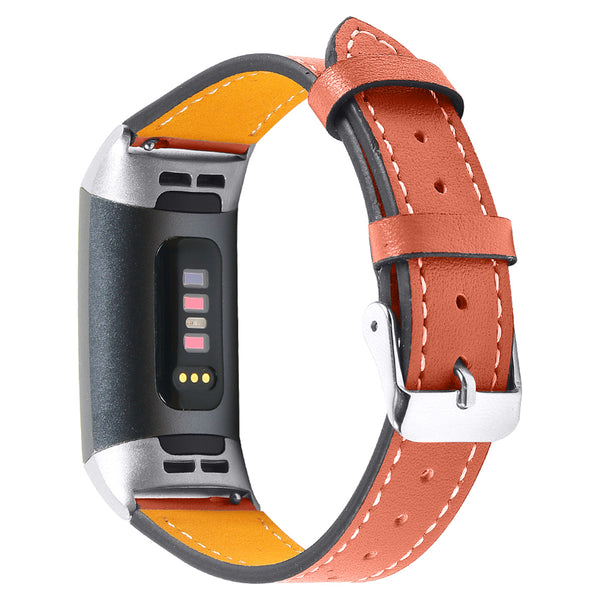 Genuine Leather Bands for Fitbit Charge 3 & 3 SE - BandGet