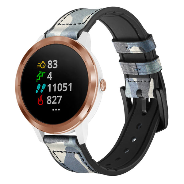 Silicone Sticker Bands for Garmin Vivoactive 3 - BandGet