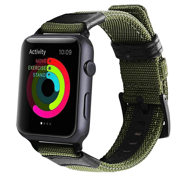 Nylon Strap Replacement for Apple Watch 5 4 3 2 1