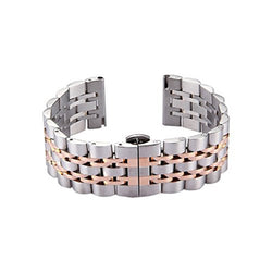 Seven Beads Stainless Steel Bands for Samsung Gear S3 - BandGet