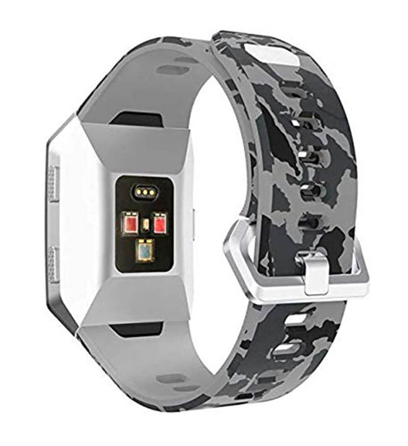 Camouflage Silicone Sports Bands for Fitbit Ionic - BandGet