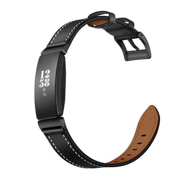Classic Leather Straps For Fitbit Inspire & Inspire HR - BandGet