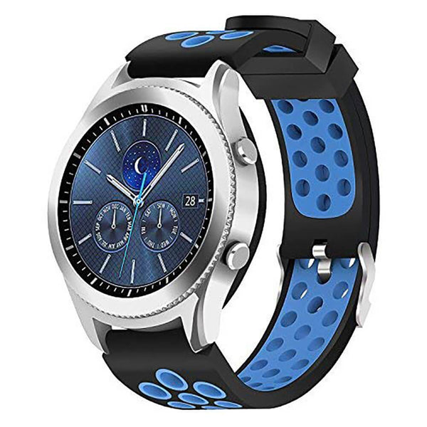6-packs Band Replacement for Samsung Galaxy Watch 46mm / Gear S3 Frontier/ Gear S3 Classic Watch - BandGet