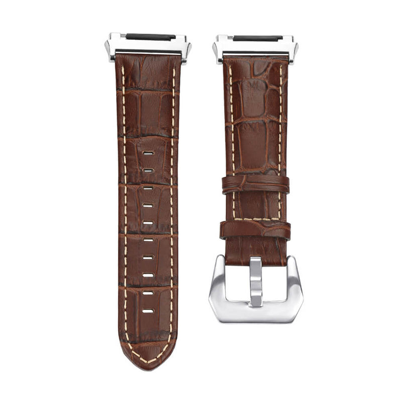 Genuine Leather Replacement Straps for Fitbit Ionic - BandGet