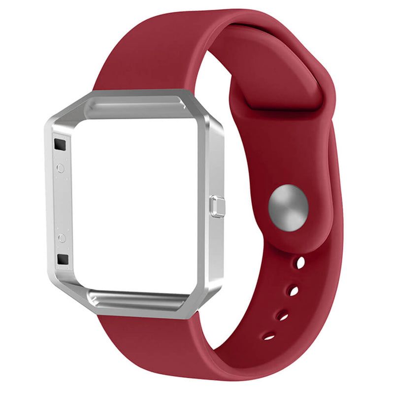 Soft Silicone Replacement Bands for Fitbit Blaze - BandGet