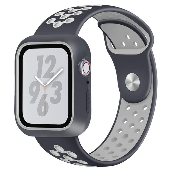 Silicone Breathable Bands for Apple Watch Series 4 - BandGet