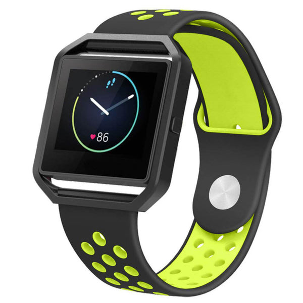 Colorful Soft Silicone Replacement Bands for Fitbit Blaze - BandGet