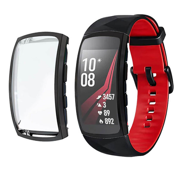 All-Around Protector Screen Cover for Samsung Gear Fit2 Pro - BandGet