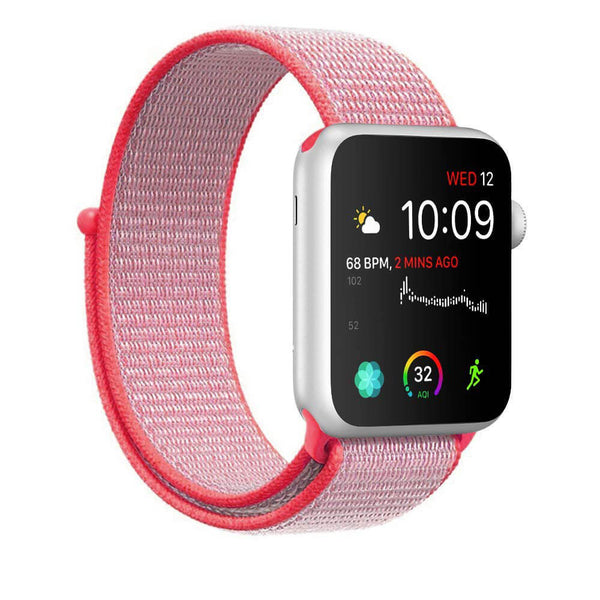 Breathable Nylon Sport Bands for Apple Watch Series 4 3 2 1 - BandGet