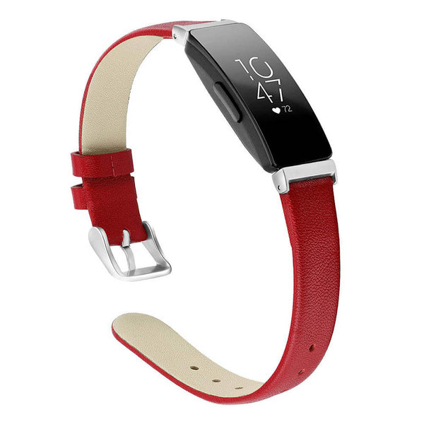 Leather Slim Wristbands for Fitbit Inspire/Inspire HR - BandGet