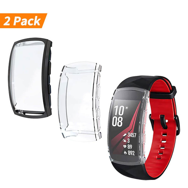 Screen Protector Case for Samsung Gear Fit2 Pro - BandGet