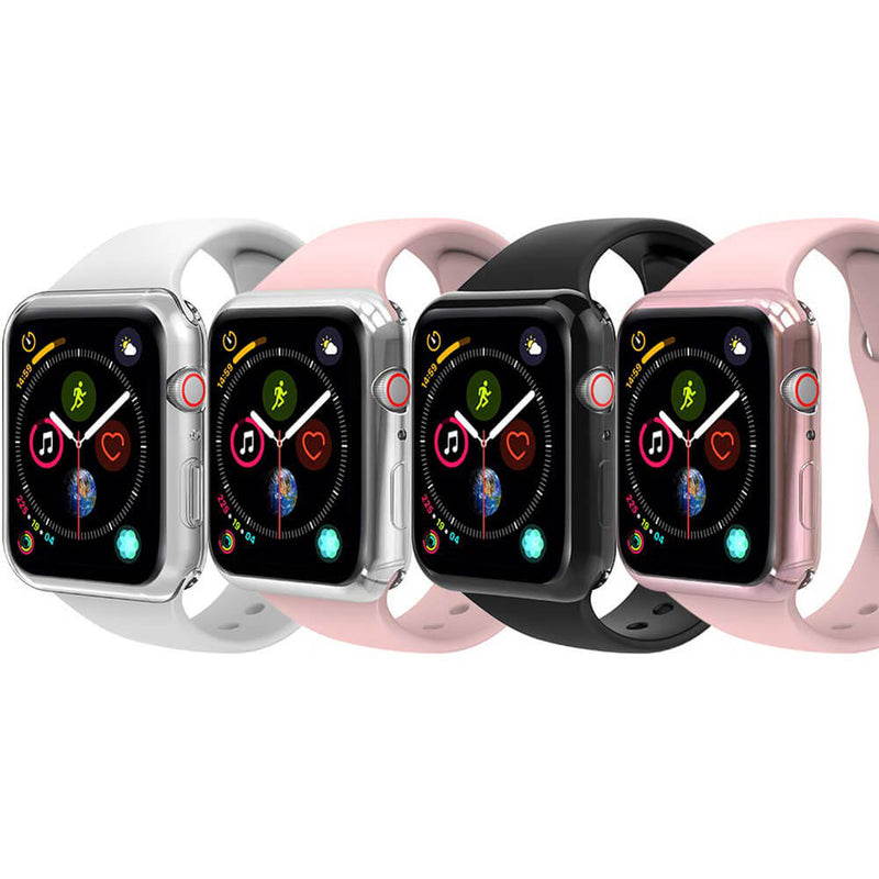 2-Packs Screen Protector for Apple Watch 5 4 3 2 - BandGet