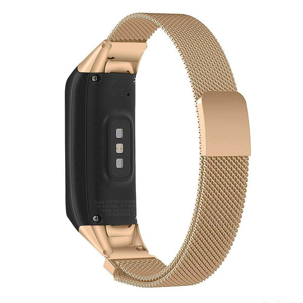 Milanese Stainless Steel Wristbands with Magnetic Buckle for Galaxy Fit E - BandGet