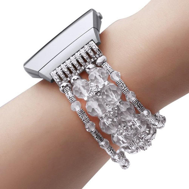 Luxury Women Jewelry Bracelets for Fitbit Ionic - BandGet