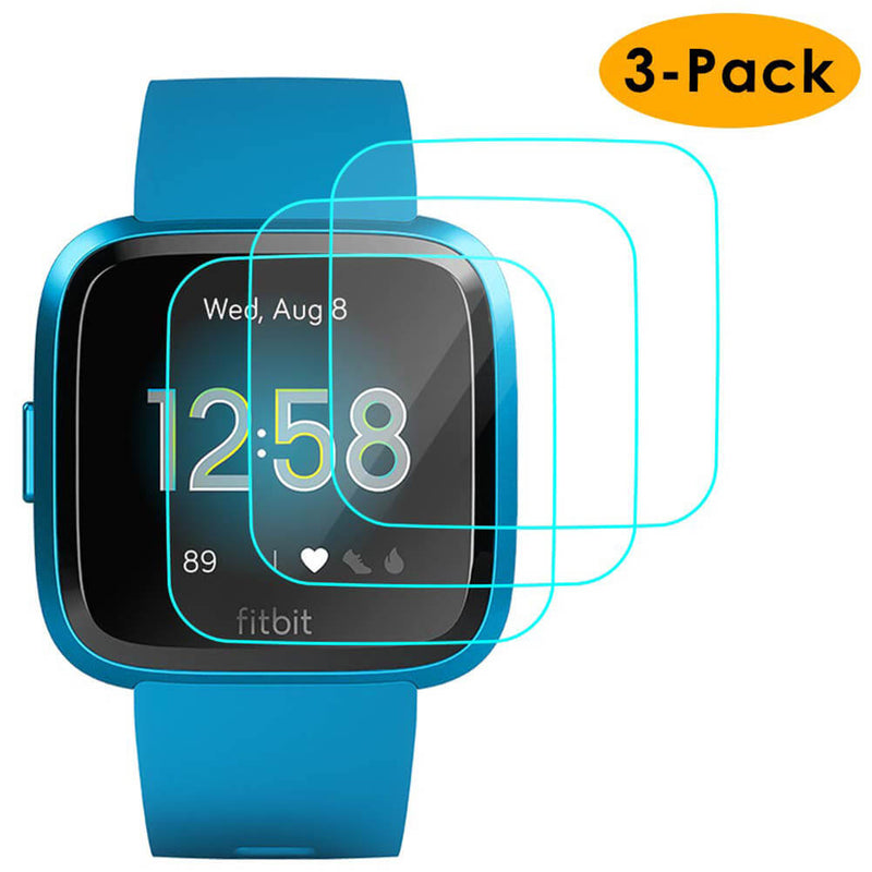 3-Pack Screen Protector for Fitbit Versa/Versa Lite/Verse SE - BandGet
