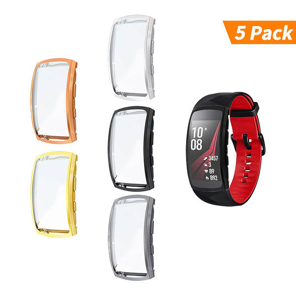 Screen Protector Case for Samsung Gear Fit2 Pro