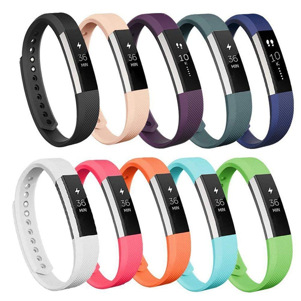 10-Pack Replacement Bands for Fitbit Alta & Alta HR - BandGet