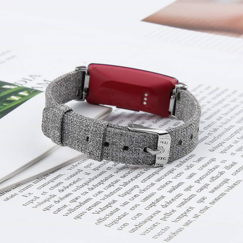 Breathable Fabric Watch Bands for Fitbit Inspire & Inspire HR - BandGet