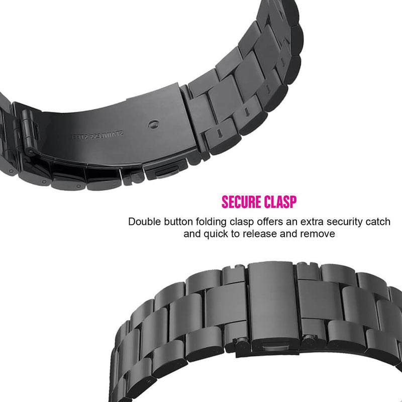 High-ranking Stainless Steel Wristbands for Fitbit Blaze - BandGet