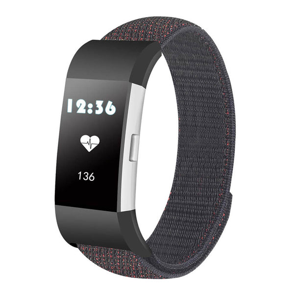 Nylon Woven Bands Replacement for Fitbit Charge 2 - BandGet