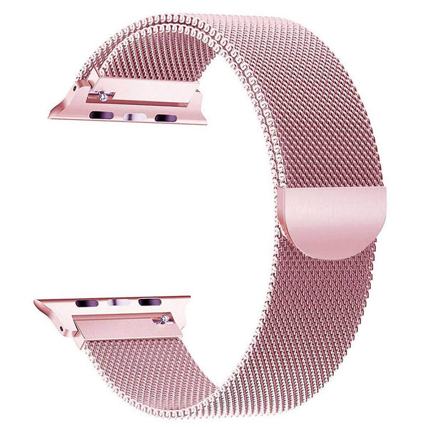 Stainless Steel Milanese Loop for Apple Watch 5 4 3 2 1 - BandGet