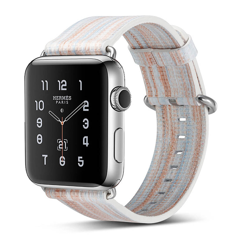 Genuine Leather Straps Replacement for Apple Watch 4 3 2 1 - BandGet