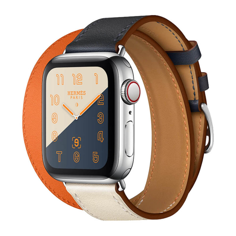 Fashion Leather Straps for Apple Watch 5 4 3 2 1 - BandGet