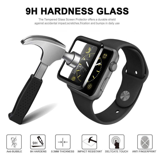 Screen Protector for Apple Watch  Series 5 4 44mm 40mm - BandGet