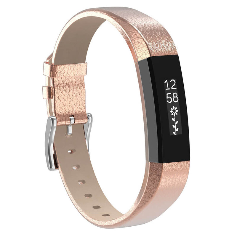 Classic Leather Bands Replacement for Fitbit Alta & Alta HR - BandGet