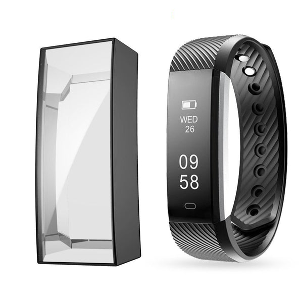 Silicone Full-Cover Screen Protector for Fitbit Alta HR & Alta - BandGet