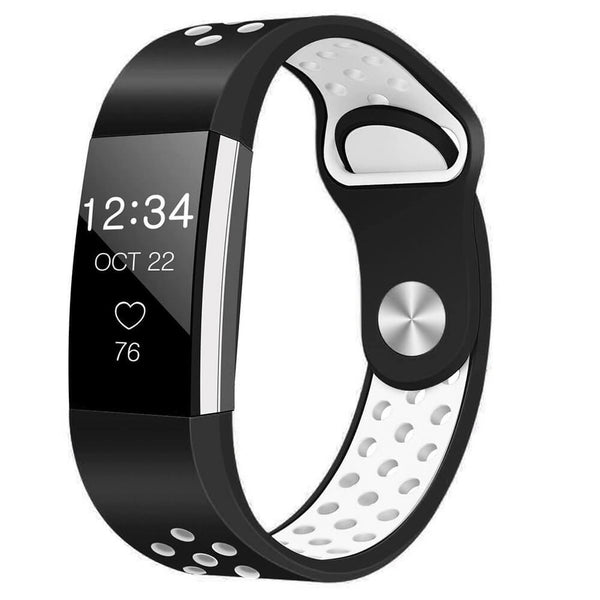 Silicone Sport Bands Replacement for Fitbit Charge 2 - BandGet