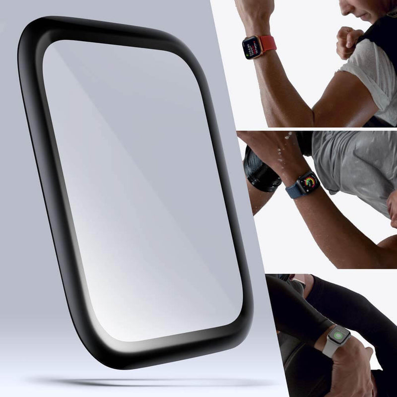 2-Packs Screen Protector for Apple Watch Series 3 2 38mm 42mm - BandGet
