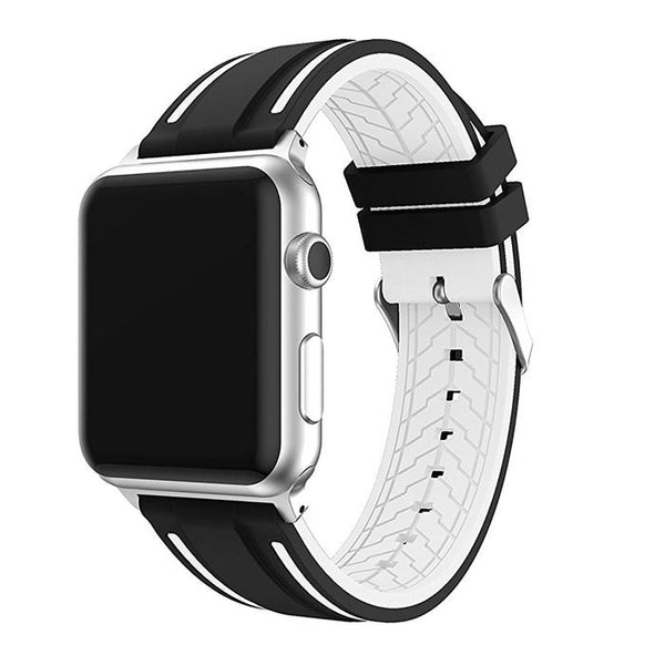 Silicone Straps Replacement for Apple Watch 5 4 3 2 1