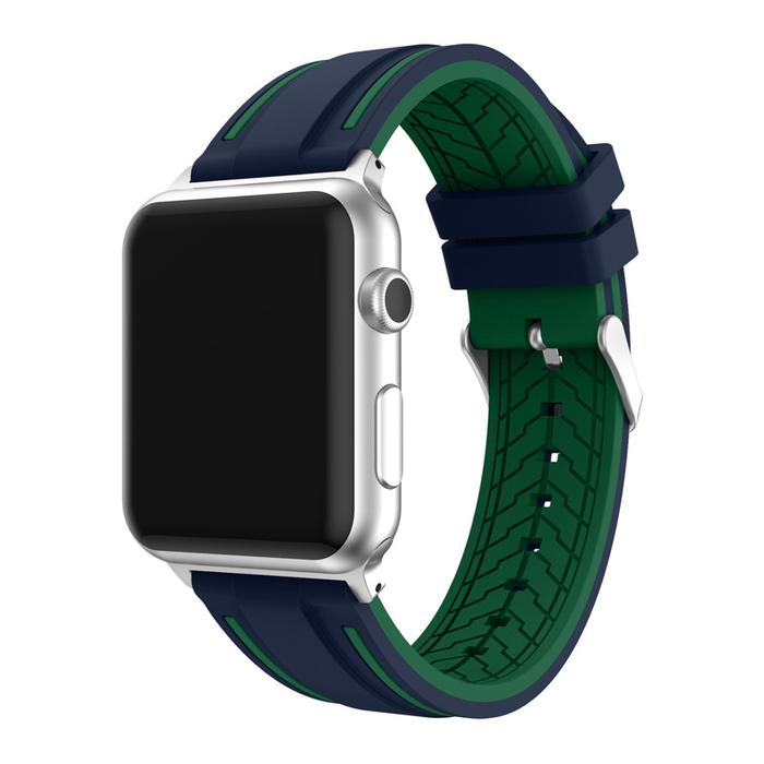 Silicone Straps Replacement for Apple Watch 5 4 3 2 1 - BandGet